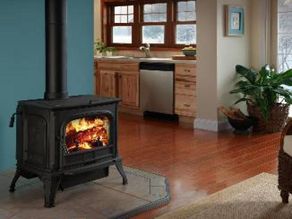 Harman Oakleaf Wood Stove