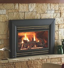 Regency Energy E33 Large Gas Fireplace Insert Vonderhaar