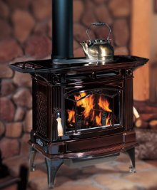 Pacific Energy Neo 1.6 Free Standing Wood Stove