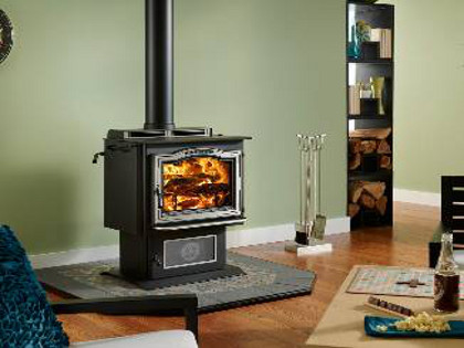 Harman 2.0 Wood Stove