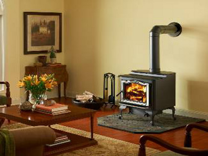Harman 2.6 Wood Stove