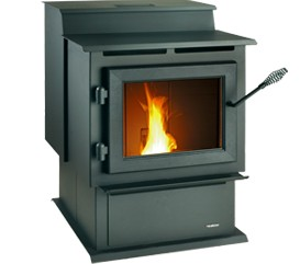 Heatilater Ecochoice Pellet Stove