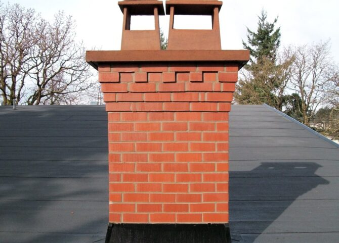 Do It Yourself Brick Chimney Repair Vonderhaar