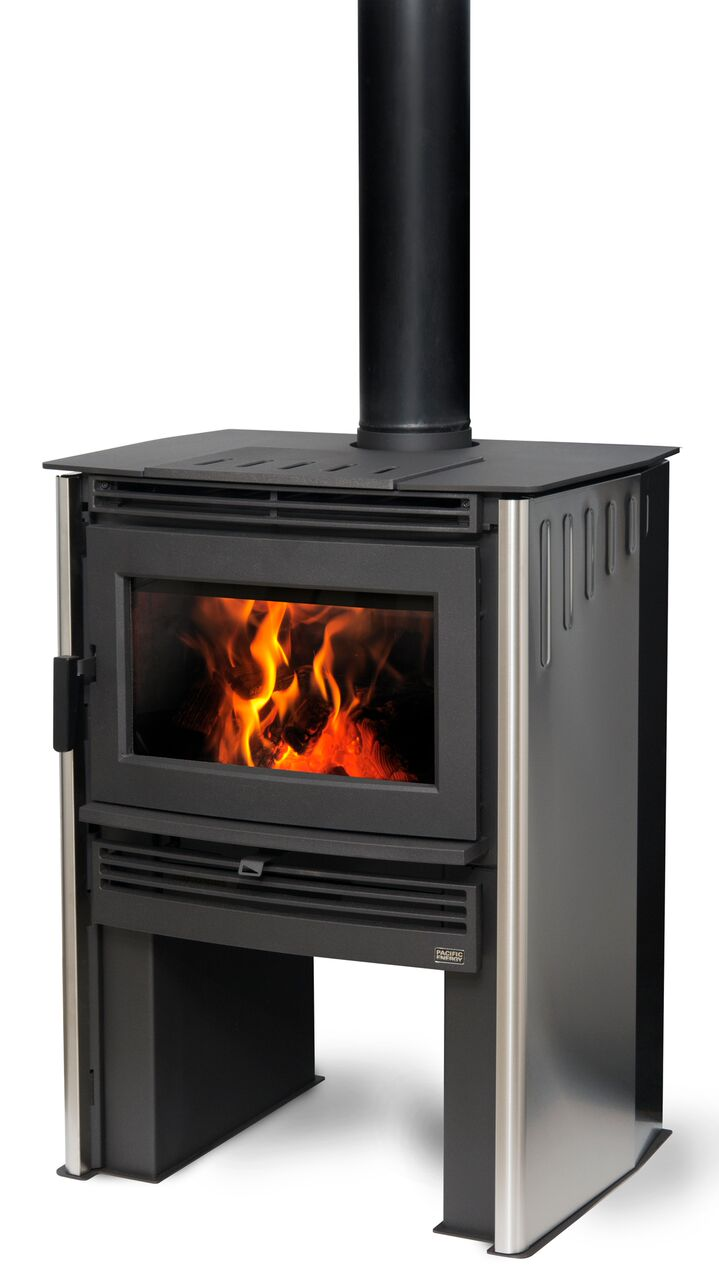 Pacific Energy Neo 2.5 Free Standing Wood Stove