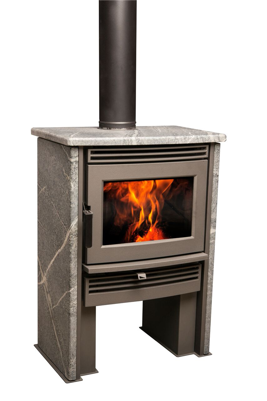Pacific Energy Neostone 2.5 Free Standing Wood Stove