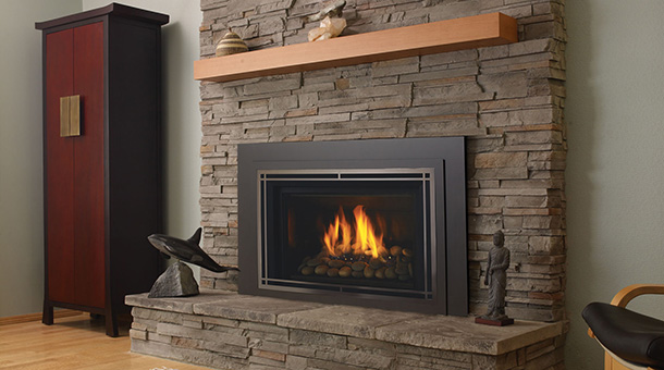 High Efficiency Zero Clearance Wood Fireplaces - Vonderhaar