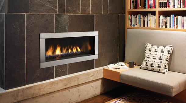 Regency HZ30E Contemporary Gas Fireplace