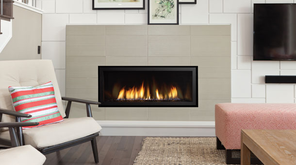 Regency HZ40E Contemporary Gas Fireplace