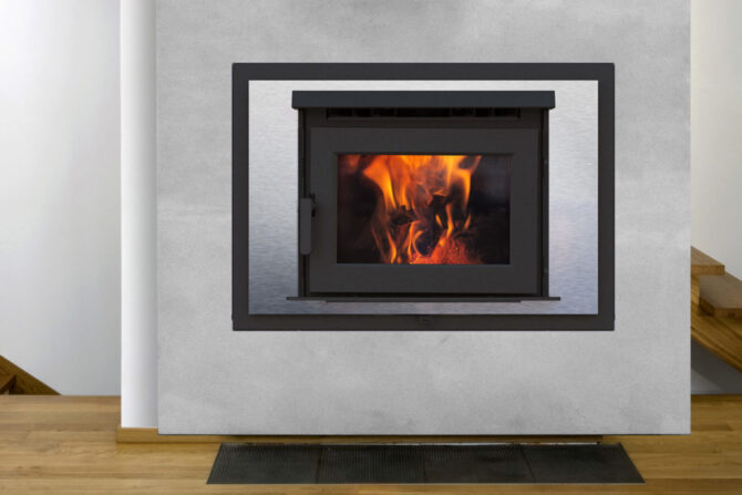 Pacific Energy FP16 Wood Burning Fireplace