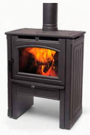 Pacific Energy Newcastle 1.6 Free Standing Wood Stove