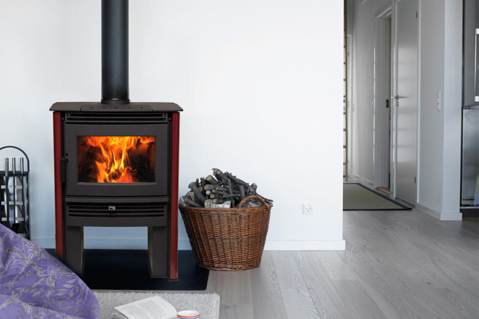 Pacific Energy Neostone 1.6 Free Standing Wood Stove