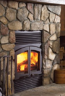 High Efficiency Zero Clearance Wood Fireplaces Archives ...